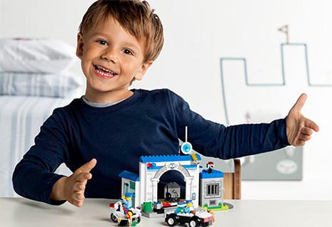 Как выбрать LEGO для мальчиков